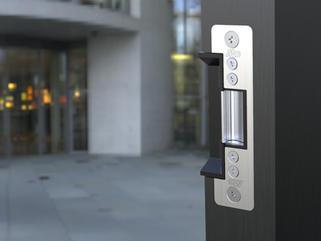 Storefront or Entrance Door