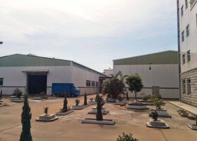 Factory Hangars