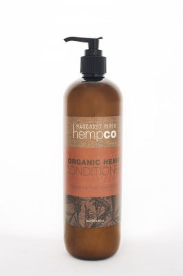 Organic Hemp Conditioner (500ml)