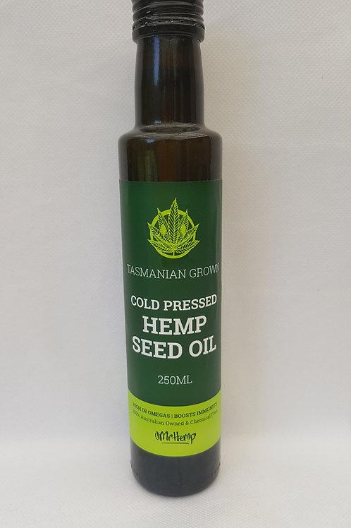 Hemp Seed Oil (250ml)