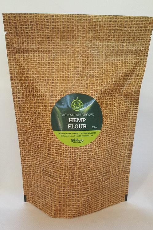 Organic Hemp Flour (500g)