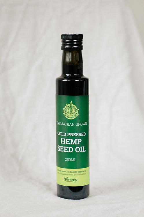 Tasmanian Hemp Seed Oil (250ml)