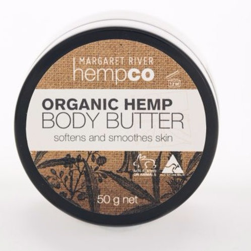 Organic Hemp Body Butter (50g)