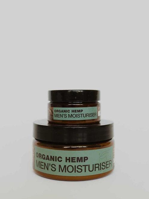 Organic Hemp Men's Moisturiser
