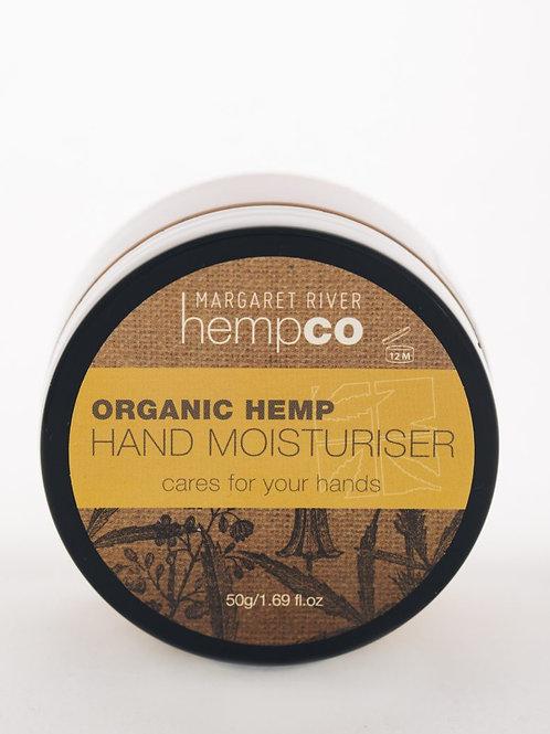 Organic Hemp Hand Moisteriser