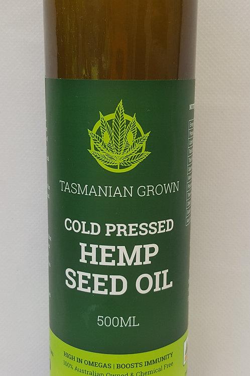 Hemp Seed Oil (500ml)