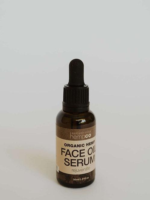Organic Hemp Face Serum