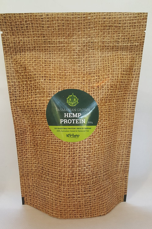 Organic Hemp Protein (500g)