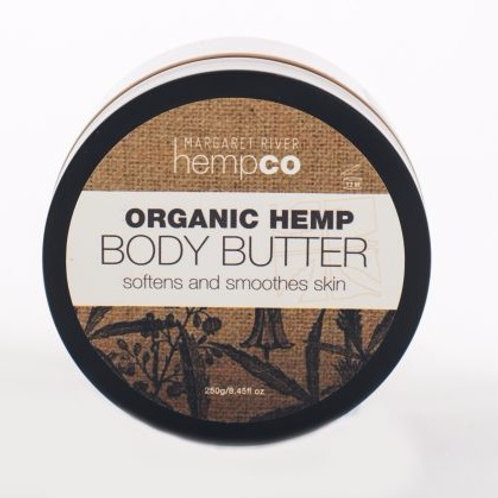 Organic Hemp Body Butter (250g)