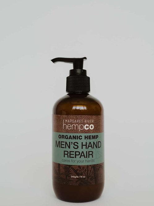 Organic Hemp Men's Hand Repair