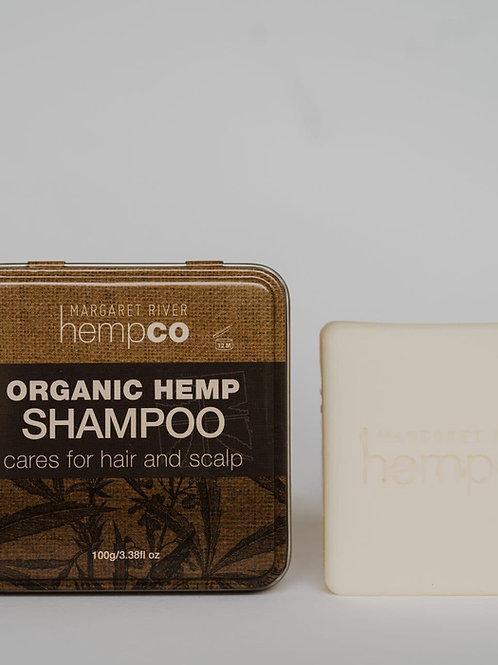 Organic Hemp Shampoo Bar (100g)