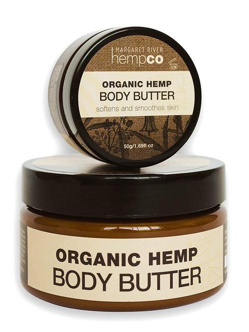 Organic Hemp Body Butter
