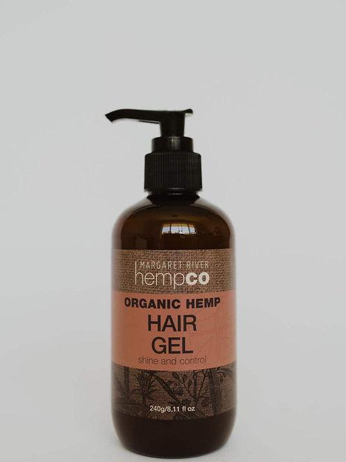 Organic Hemp Hair Gel (240ml)