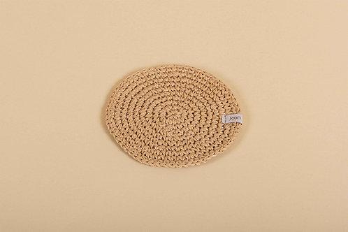 Light Brown Single Coaster