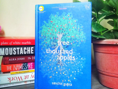 The Tree With A Thousand Apples by Sanchit Gupta is one of the most underrated books I have read