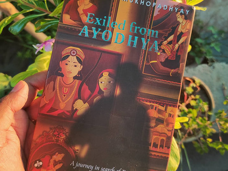 Exiled From Ayodhya by Shirshendu Mukhopadhya | A Travelogue | Bee Books