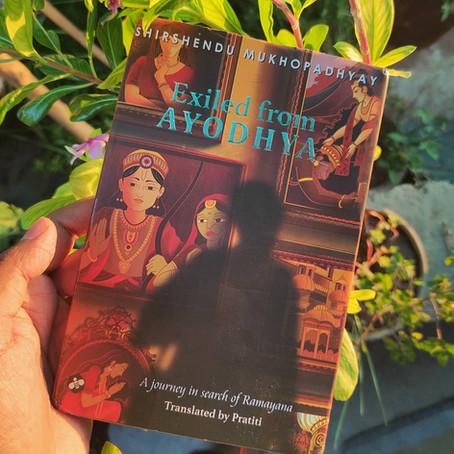 Exiled From Ayodhya by Shirshendu Mukhopadhya | A Travelogue | Bee Books