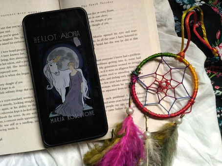 Herlot of Alonia by Maria Rosestone : Book Review