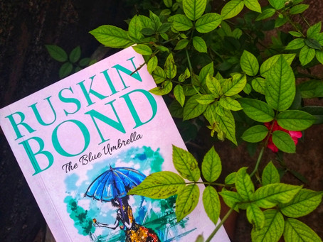 The Blue Umbrella by Ruskin Bond Gives you a peek into hilly life