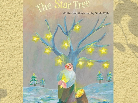 The Star Tree is a beautiful book about memories and simple pleasures