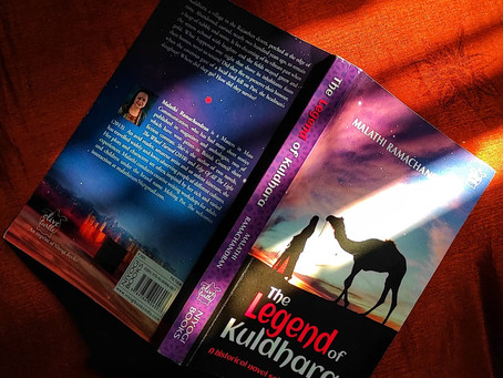 The Legend of Kuldhara by Malathi Ramachandran : A tale of abandoned village of Rajasthan