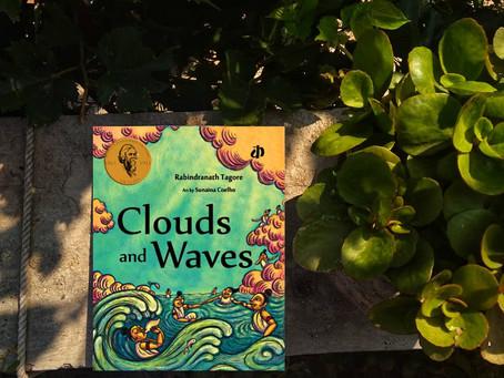 Clouds and Waves by Rabindranath Tagore, Illustrations by Sunaina Coehlo | Katha India