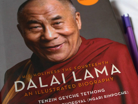 His Holiness The Fourteenth Dalai Lama: An Illustrated Biography by Tenzin Geyche Tethong - A Review