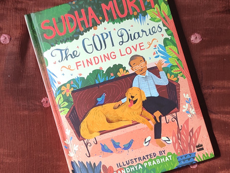 The Gopi Diaries: Finding Love| Sudha Murty |Sandhya Prabhat|HarperCollins Kids Books