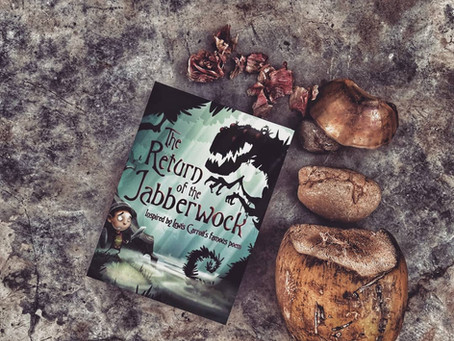 The Return of the Jabberwock : A spooky book recommendation for children