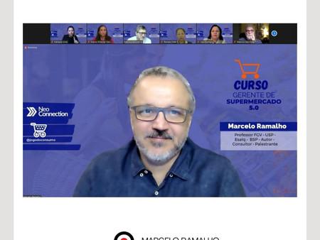 Começou a segunda turma do curso: GERENTE DE SUPERMERCADO 5.0