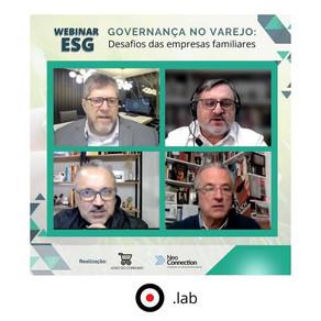 WEBINAR - GOVERNANÇA NO VAREJO