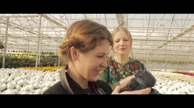 Video istorija iš fotosesijos užkulisių :)