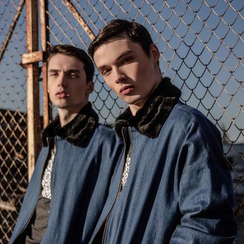 Tomas ir Martynas | dvyniai