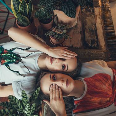 Justė ir Ieva