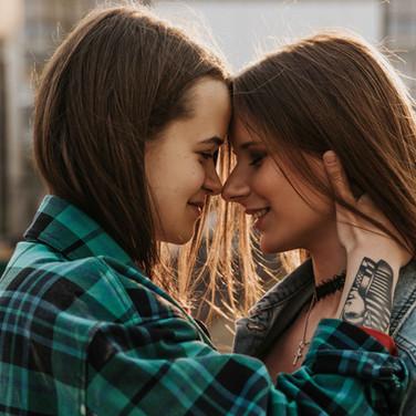 Dajana ir Martyna | poros fotosesija
