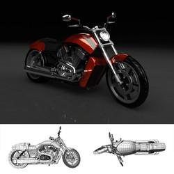 Harley-Bike