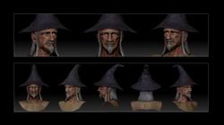 Wizard texture
