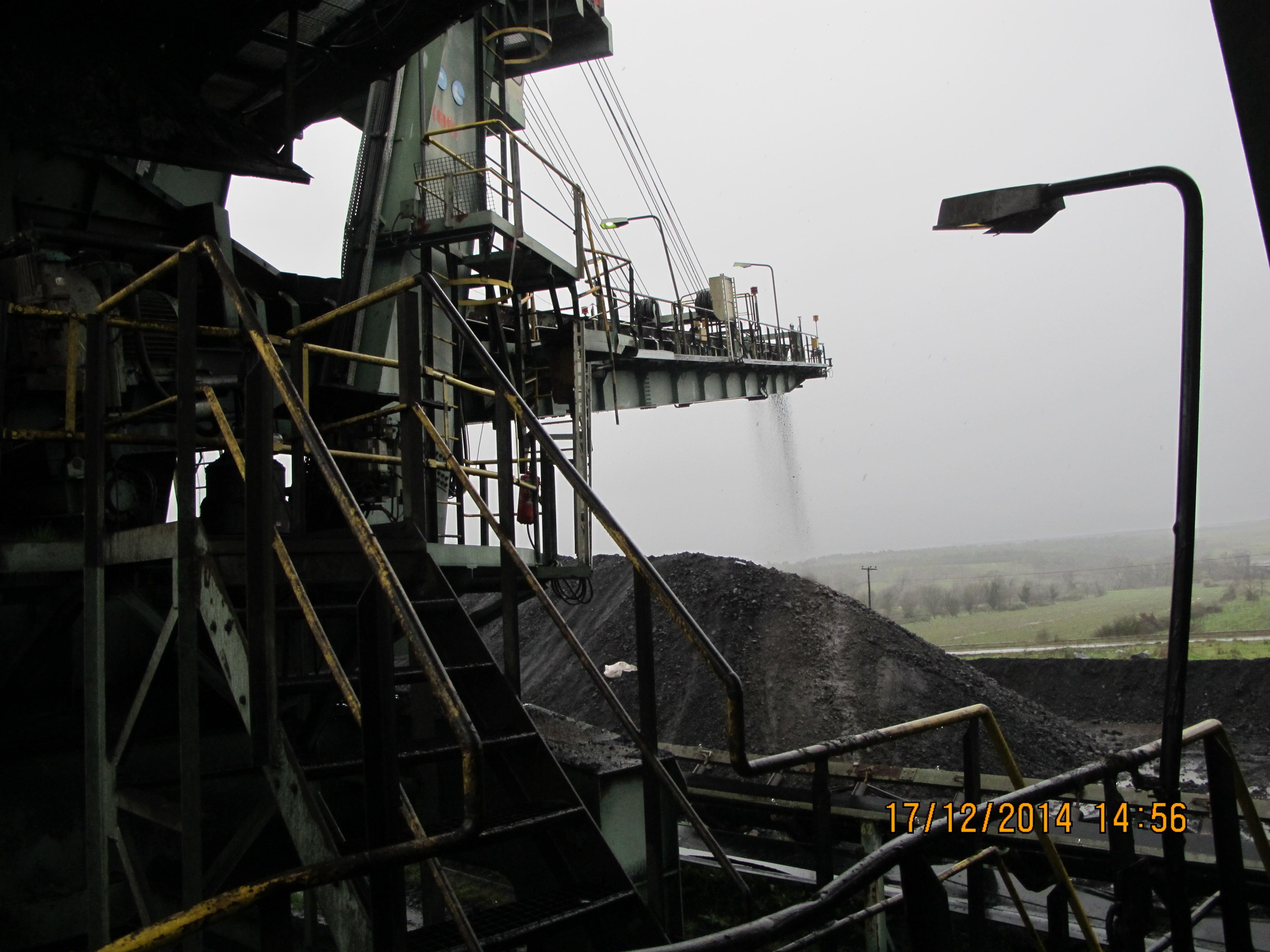 Αποθέτης Ορυχείων