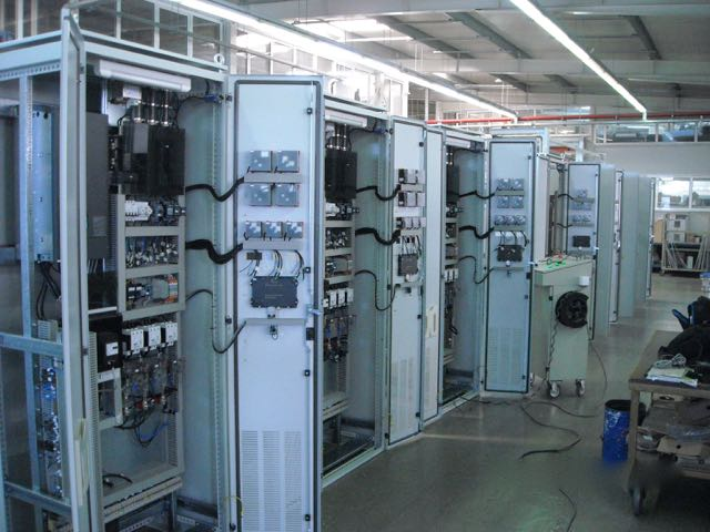 Electrical Cubicles