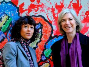 Le prix Nobel de chimie décerné à la Française Emmanuelle Charpentier et l'Américaine Jennifer Doudn