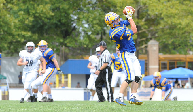Local football's best will be honored Sunday at National Football Foundation scholar-athlete din