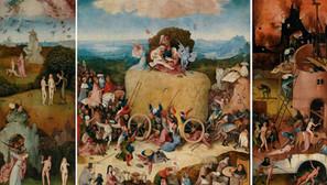 Hieronymus Bosch - The haywain