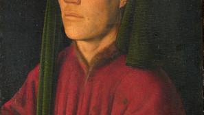 Jan van Eyck - Portrait of Timothy