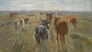 Theodor Philipsen - Long shadows