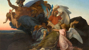 Alexandre Cabanel - The Death of Moses