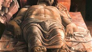 Andrea Mantegna - The Dead Christ