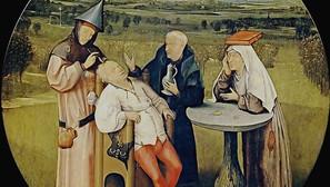 Hieronymus Bosch - Cutting the stone