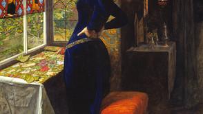 John Everett Millais - Mariana