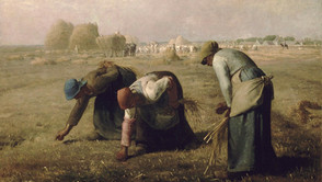 Jean-Francois Millet - The Gleaners