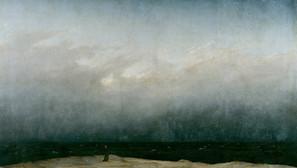 Caspar David Friedrich - Monk by the Sea